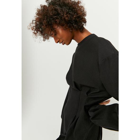 Mini Dress mit fallenden Schultern