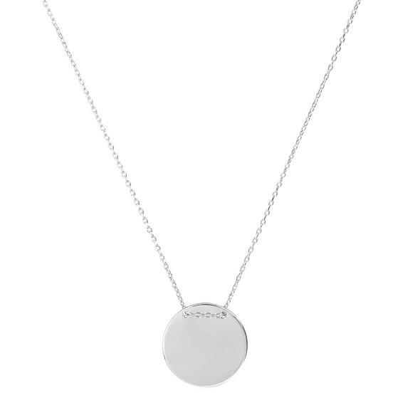 Kette - Silver Chest