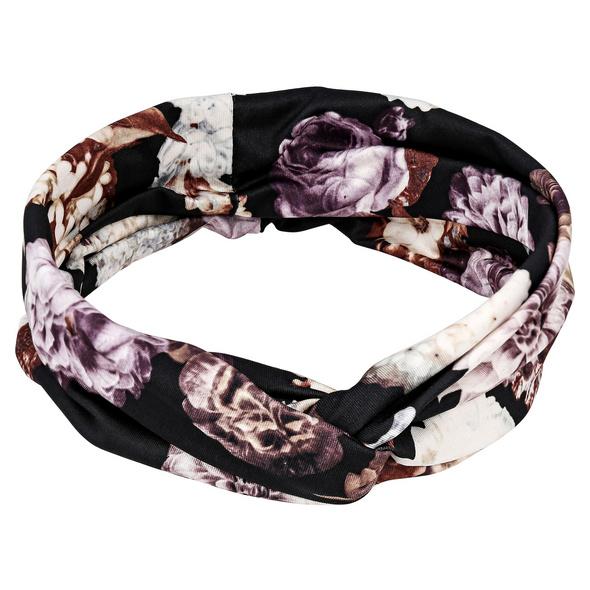 Haarband - Gloomy Roses