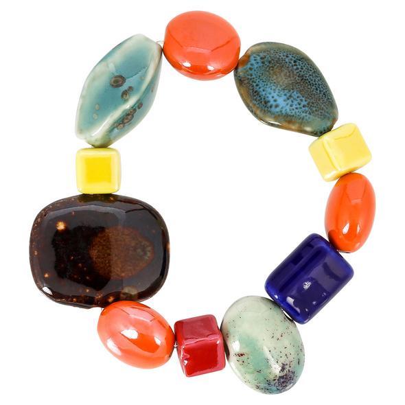 Armband - Colorful Ceramics