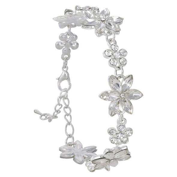 Armband - Frozen Flower