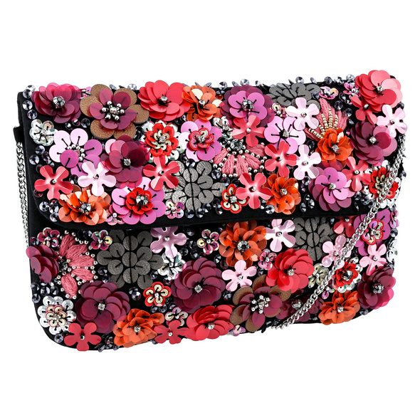 Handtasche - Red Flower