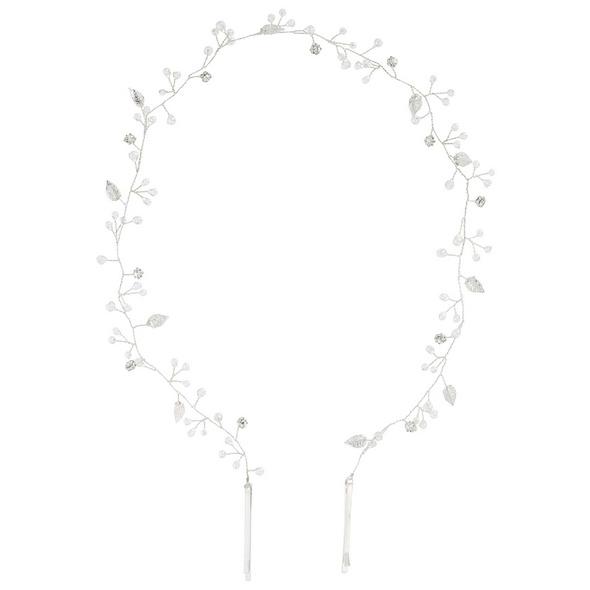 Haarnadel - Silver Petal