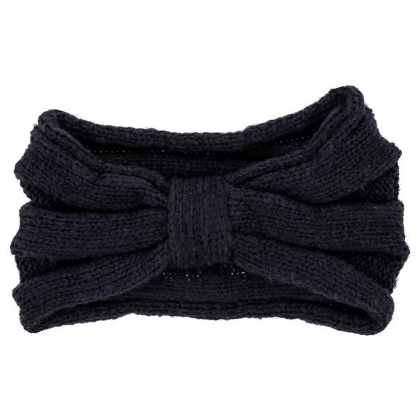 Stirnband - Blue Knit