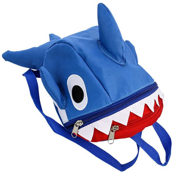 Kinder Rucksack - Cute Shark