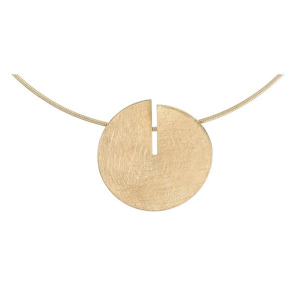 Kette - Round Gold