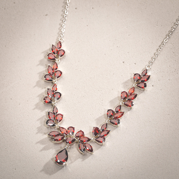 Collier - Red Drop
