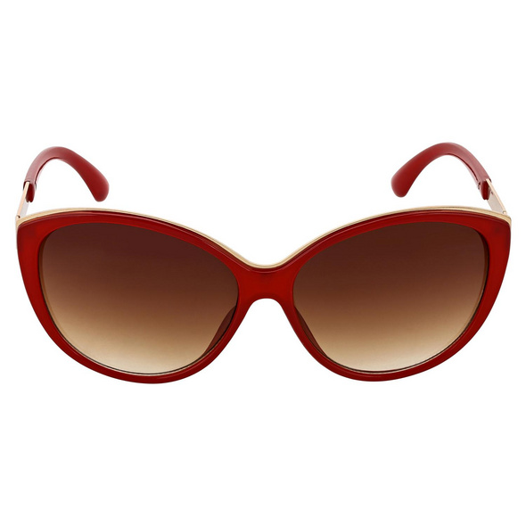 Sonnenbrille - Red Glasses