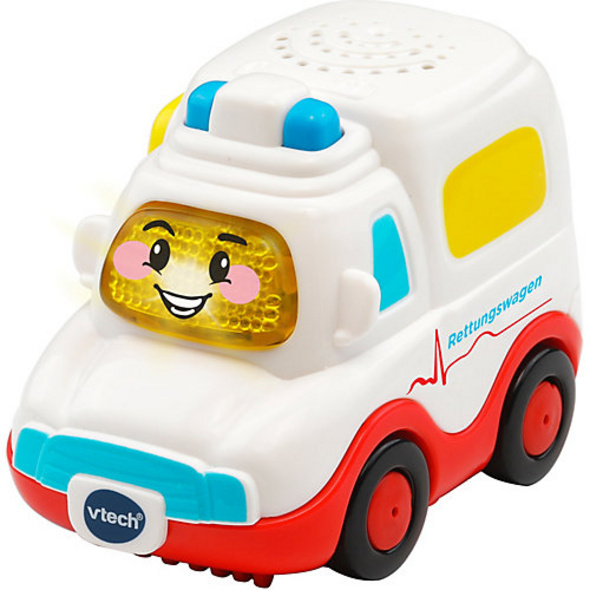 Tut Tut Baby Flitzer - Rettungswagen