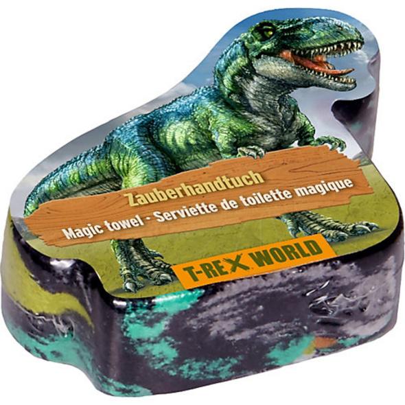 Zauberhandtuch T-Rex World
