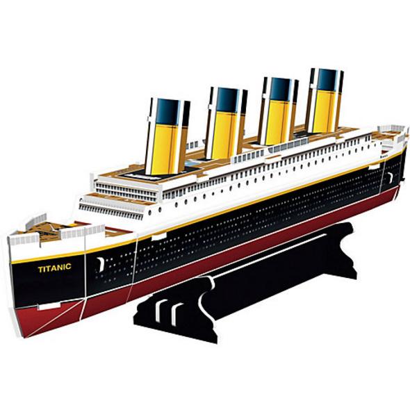 3D-Puzzle RMS Titanic, 30 Teile