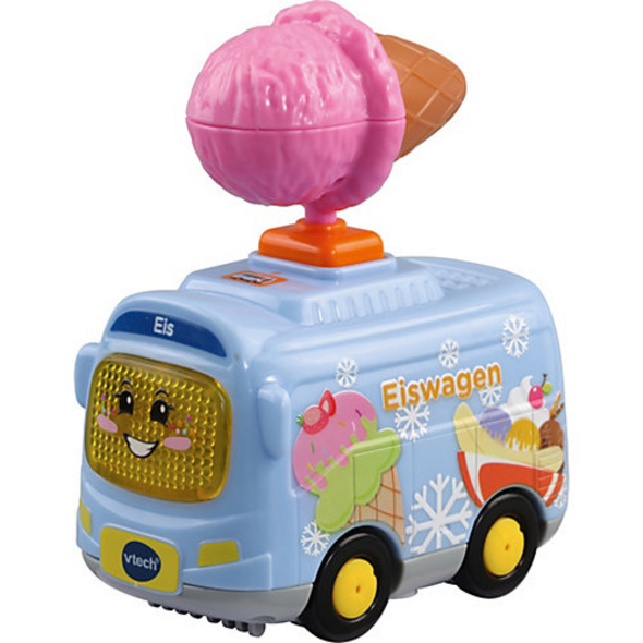 Tut Tut Baby Flitzer - Special Edition Eiswagen