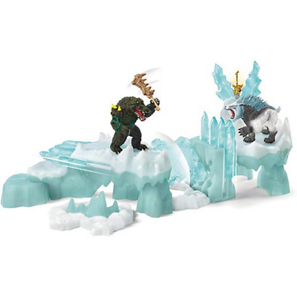 Schleich 42497 Angriff auf die Eisfestung