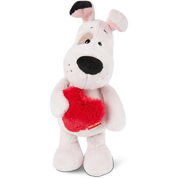 Kuscheltier Love Hund 27cm (46077)