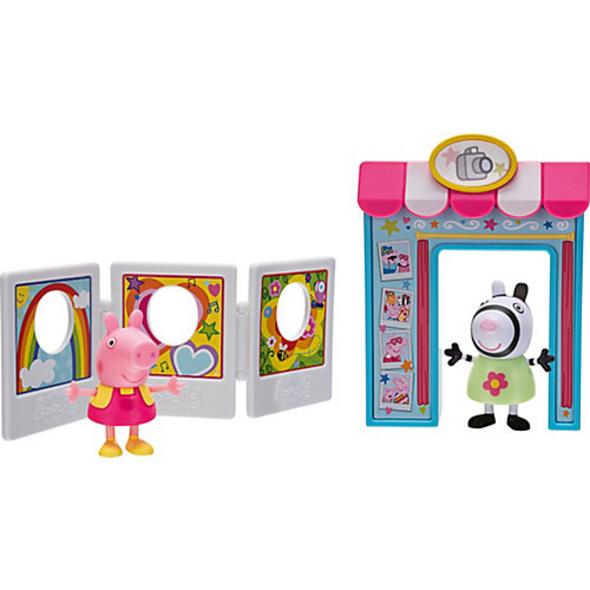 Peppa Pig Fotobox Spielset