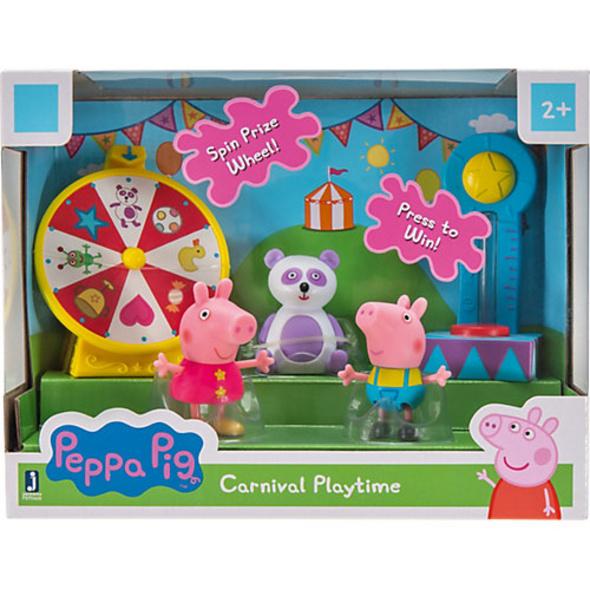 Peppa Pig Rummelspaß, Spielset