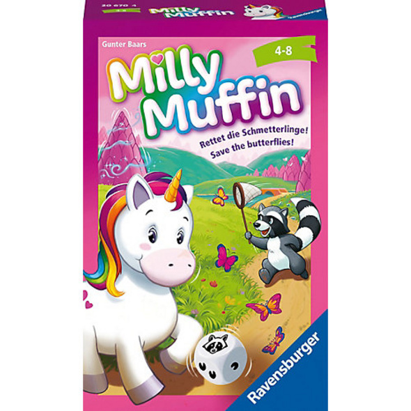 Mitbringspiel Milly Muffin