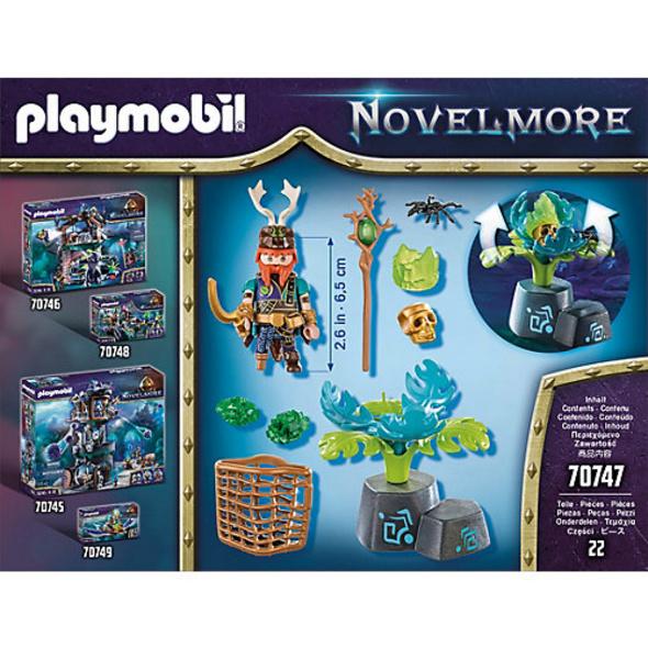PLAYMOBIL® 70747 Violet Vale - Magier der Pflanzen