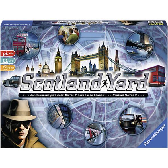 SPIEL DES JAHRES 1983 - Scotland Yard Neuauflage
