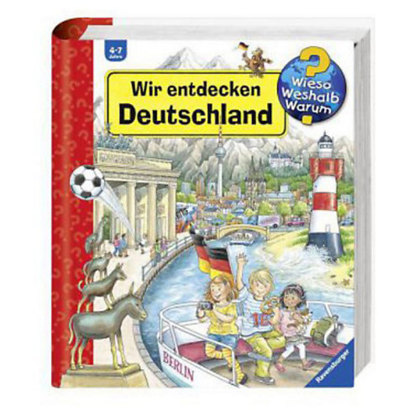 WWW: Wir entdecken Deutschland