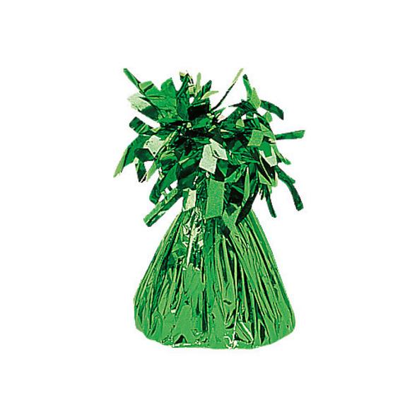 Ballongewicht Folie, green