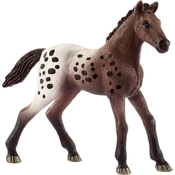 Schleich 13862 Horse Club: Appaloosa Fohlen