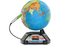 Interaktiver Videoglobus