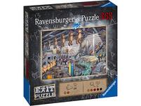 Puzzle Exit - In der Spielzeugfabrik, 368 Teile
