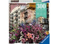 Puzzle Flowers in New York, 300 Teile