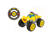 R/C Fernlenk-Auto Billy Big Wheels, gelb