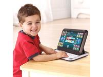 2-in-1 Tablet & Laptop, silber