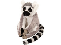 Cuddlekins Mini Katta Lemur 20cm