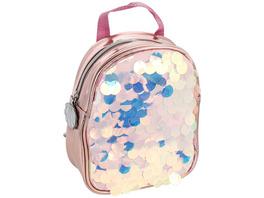 Kinder Rucksack - Pink Shell