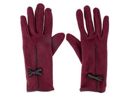 Handschuhe - Berry Bow