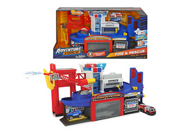 Fire & Rescue Playset