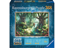 EXIT Puzzle - Magischer Wald, 368 Teile