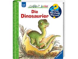 WWW junior Die Dinosaurier