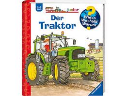 WWW junior Der Traktor