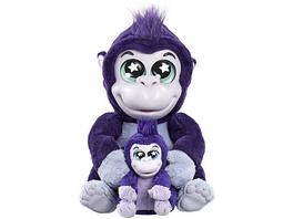 Animagic - Tiki and Toko Gorillas