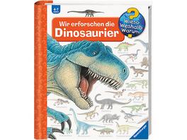 WWW Wir erforschen die Dinosaurier
