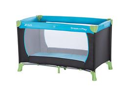 Reisebett Dream'n Play, waterblue