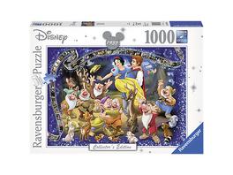 Puzzle 1000 Teile, 70x50 cm, Walt Disney Schneewittchen