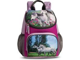 Kinderrucksack Pferde