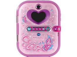 Kidisecrets Selfie Music - Elektronisches Tagebuch, pink